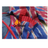 Blue Red Itkat Back Bow Lace 3