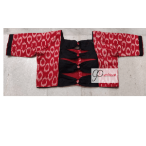 Red White Itkat Black Back And Frill 1